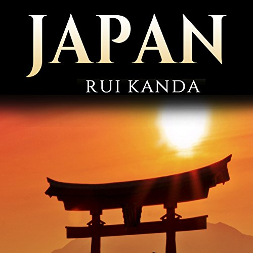 History of Japan audiobook cover art