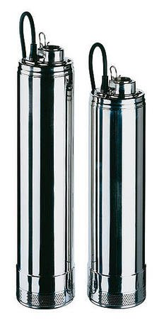 Ebara–Brunnenpumpe Idrogo, elektrische Tauchkreiselpumpe, mehrstufige Pumpe, Installation in allen Brunnen mit einem Mindestdurchmesser von 12,7cm (5Zoll), Serie Idrogo M40/10A