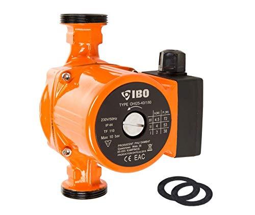 Umwälzpumpe Heizungspumpe IBO OHI 25-40/180 Warmwasser Heizung