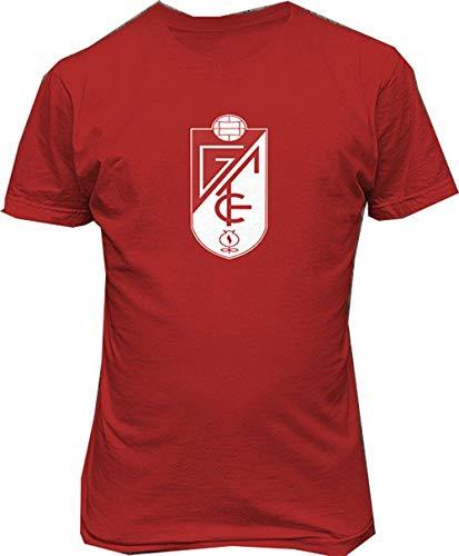 Sdmnsg_T Granada CF España Hombre Verano Algodón Camisetas