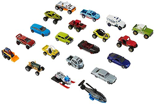 Matchbox Online 20-Pack, 20 Matchbox Licensed and Original Vehicles for an Instant Collection!
