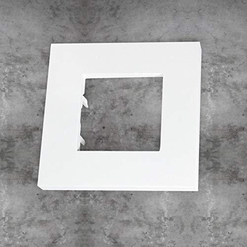 Niessen - n2271.1bl marco basico 2 modulos zenit blanco Ref. 6522005241