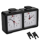 LEAP Reloj de Ajedrez Profesional, Reloj de Ajedrez I-GO Temporizador de Ajedrez, Temporizador de Juego de Ajedrez para Niños Temporizador Junta Juego Ajedrez Competición