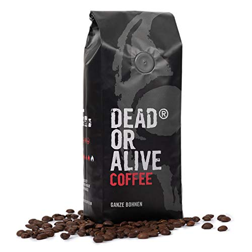 DEAD OR ALIVE Coffee - Deadly Strong 500g