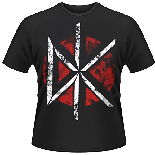 T shirt S Dead kennedys - Distressed dk logo (T shirt taille...