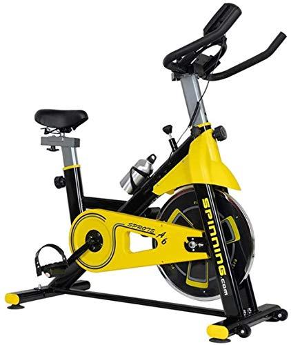 Bicicleta giratoria interior bicicleta estática vertical Fitness Bike se puede utilizar para interior Home Gym carga 120KG
