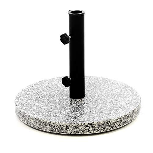 Nexos Granit grau 40cm rund Bild