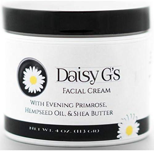 Daisy G s Facial Cream with Evening Primrose Hempseed Oil Shea Butter Antioxidant Moisturizing product image