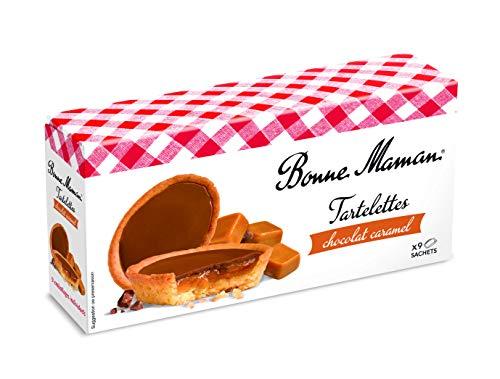 Bonne Maman, Tartelettes Chocolat Lait Caramel, 135g