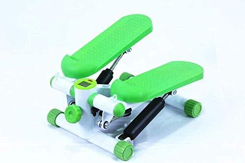 DSG Hemlig tyst löpband, inomhus kvinnlig sport ultra-tyst gångmaskin, fitnessutrustningspedal-Green