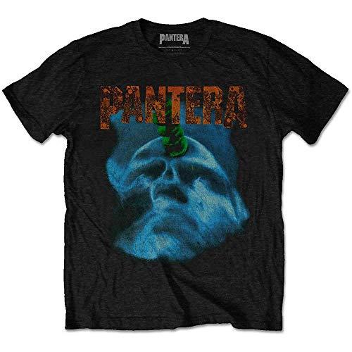Tee Shack Pantera Far Beyond Driven Dimebag Darrell Oficial Camiseta para Hombre