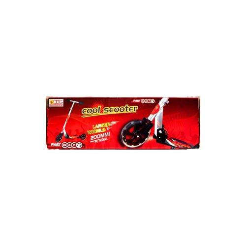 Odg S.R.L- ODG Monopattino 2R Alluminio (Mm.200) Sports, Multicolore, 874012