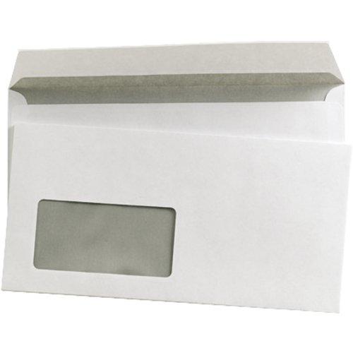 Preisvergleich Produktbild 5 Star 227510 Briefumschläge DL Haftklebung weiß mit Fenster Inh.1000