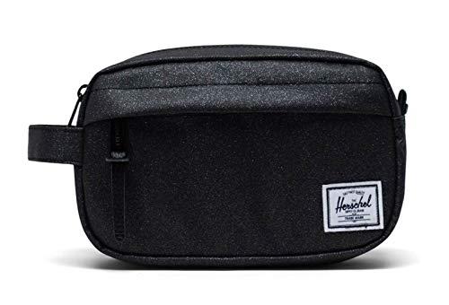 Herschel Chapter Carry On Travel Kit Black Sparkle