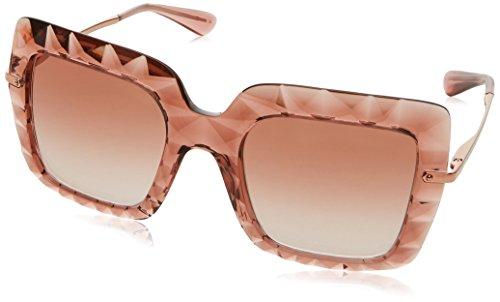 Dolce & Gabbana 0DG6111 314813 51 Occhiali da Sole, Rosa (Pink/Pinkgradient), Donna