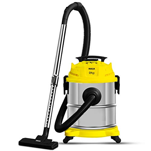 Inalsa Vacuum Cleaner Wet and Dry Micro WD17-1400W with 3in1 Multifunction Wet/Dry/Blowing| Hepa...