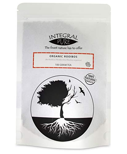 Organic Rooibos Loose Leaf Herbal Tea (South Africa) (100g) | BUY 1 GET 1 FREE