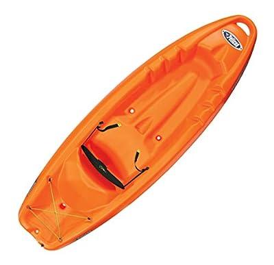 KOS08P107-00 Pelican Kayak Sonic 80X | Sit-On-Top Recreationnal Kayak from Pelican Boats