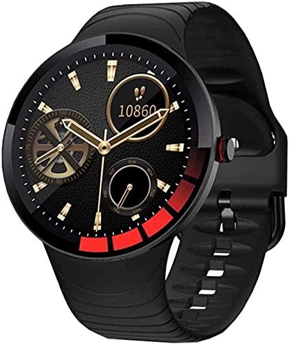 Hombres s pulsera inteligente pantalla táctil completa IP68 impermeable reloj inteligente seguimiento movimiento presión arterial oxígeno Tracker deportes smartwatch
