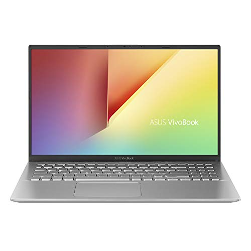 ASUS Vivobook 15 A512DA-BR1449T, Notebook con Monitor 15,6' HD Anti-Glare, AMD Ryzen 3-3250U, RAM 4GB DDR4, Grafica AMD Radeon Vega 3, 128GB SSD PCIE, Windows 10 Home modalità S, Argento