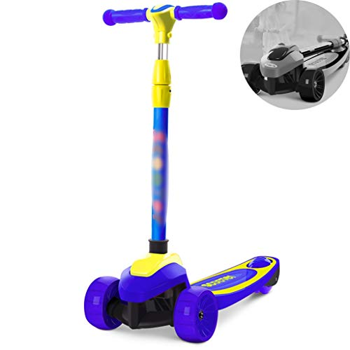 New Scooters Self Balancing 3-16 Years Old Single Board Car with Flash Wheel Anti-Skid Children's Sk...
