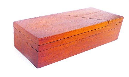 LOGICA GIOCHI Art. El Cofre Misterioso - Nivel de dificultad Difícil 3/6 - Colección Leonardo da Vinci