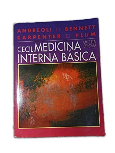 Cecil Medicina Interna Básica 4ªedição