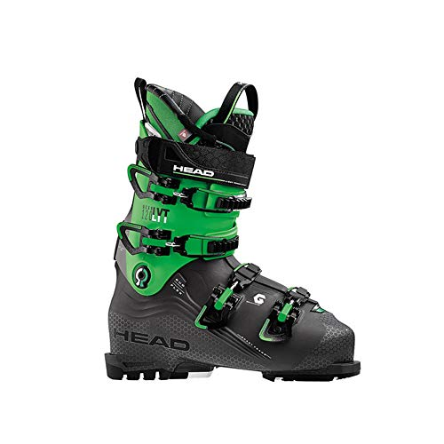 HEAD - heren skischoenen - Nexo LYT 120-609130 - Model 2019/2020 - Maat: MP 28,0 / EU 43,0 / US 10,0 / UK 9,0