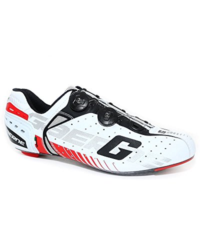 Gaerne Carbon G. Chrono + zapatos Road Ciclismo, Red – 39