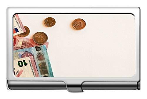 Portafoglio porta carte di credito, porta carte di credito, porta carte di credito in dollari