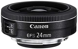 CANON EFS 24MM F/2.8 STM Prime Lens for CANON APS-C Size Body
