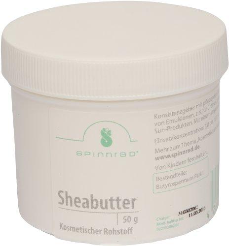 Spinnrad Sheabutter 50 g