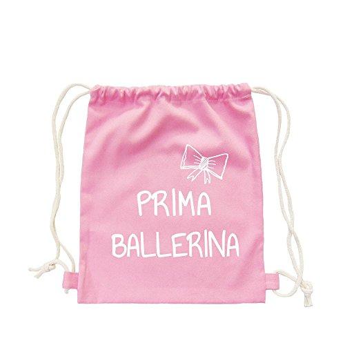 Partybob Kinder Ballett-Rucksack Prima Ballerina (Rosa)