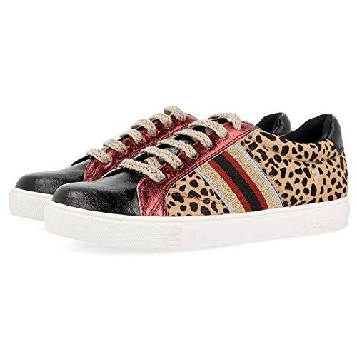 Gioseppo 48916, Zapatillas Mujer, Multicolor