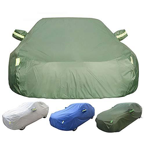 OOFAYZYJ Funda para coche SUV apta para Audi RS Q3, impermeable, transpirable, resistente al viento,