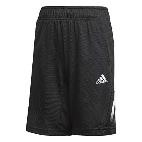 adidas GM8479 B A.R. Short Pantaloncini Bambino Black/White 910A