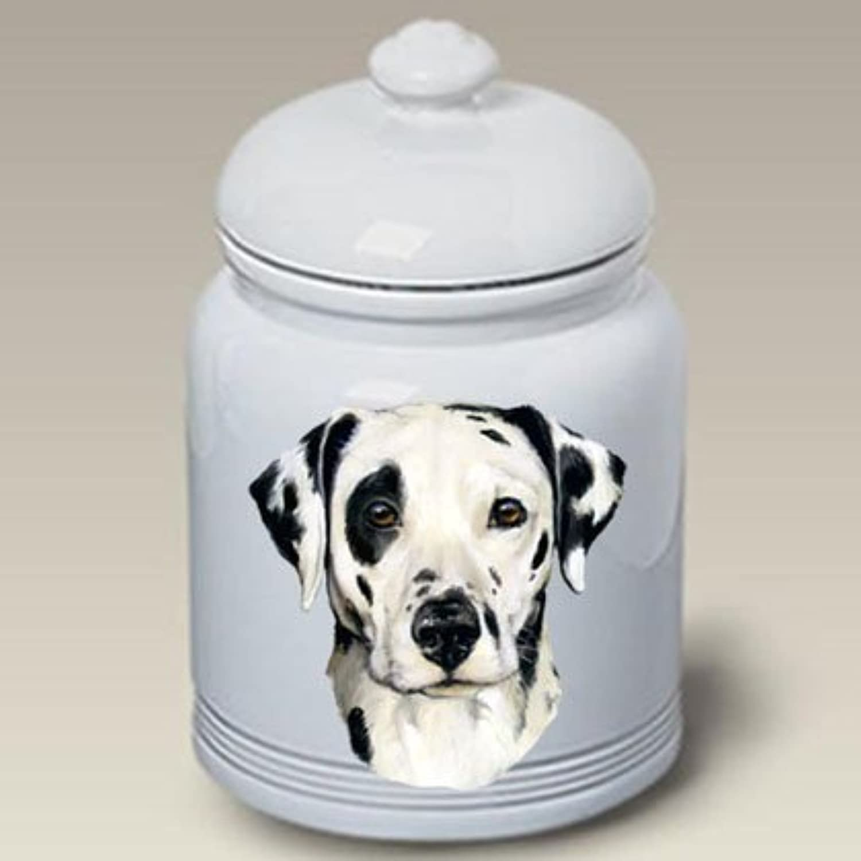 Best of Breed Dalmatian  Linda Picken Treat Jar