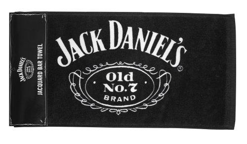 Jack Daniel's Licensed Barware Toalla de barra de cartón 🔥