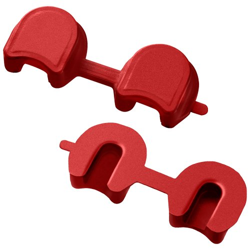 Shimano Spaziatore Tacchetta per SH-M200 Red 1 Pair