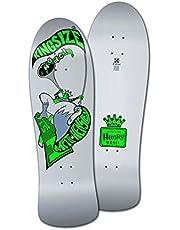 H Street Deck - Skate Deck Matt Hensley King Size Hornblower White 9.9