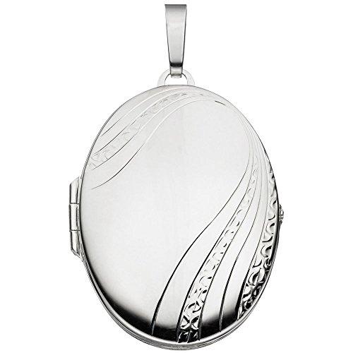 Medaillon 925 Sterling Silber