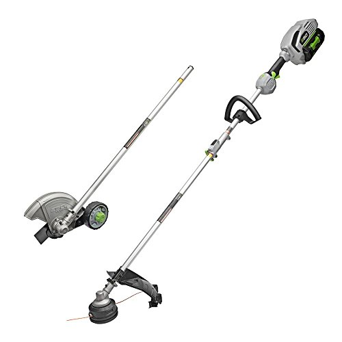 New Ego 15 in. String Trimmer and Edger Combo Kit with 5.0Ah Battery and Charger for EGO Power Head ...