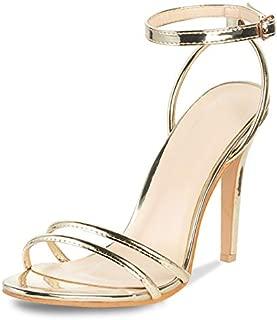 Women's Fashion Stiletto High Heel Sandal Pump Shoe