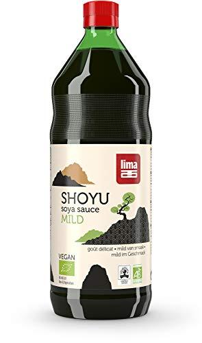 Lima Bio Shoyu Mild (2 x 1000 ml)