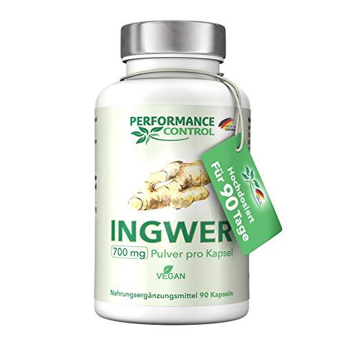 Performance Control Ingwer - 3