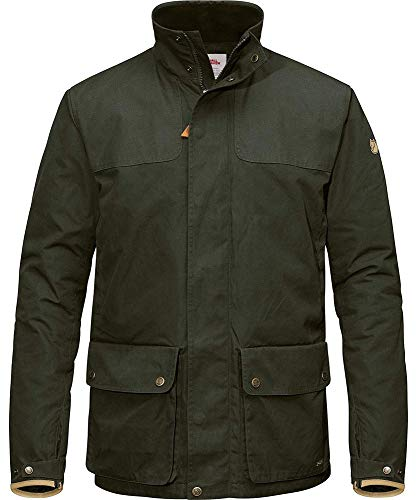Fjallraven Herren Sport JACKET Sörmland Padded Jacket Deep Forest, M, 90700
