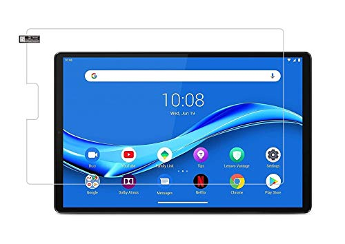 PROTECTERR 9H Nanoglass Tempered Glass Flexible Screen Protector for Lenovo Tab M10 FHD Plus (10.3 Inches)