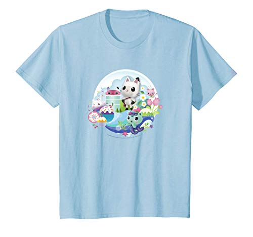 Kids Gabby's Dollhouse Group Collection T-Shirt