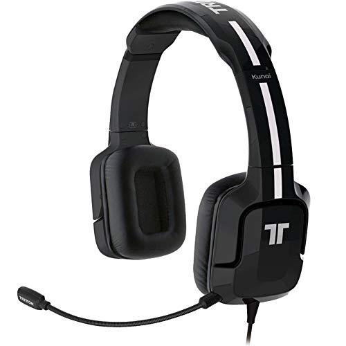 Tritton Kunai+ Gaming-Kopfhörer, kabelgebunden, mit Mikrofon, für PC/Mac/PS4/Mobile