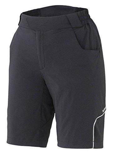 Shimano Damen Fahrradshorts schwarz XL